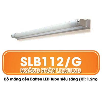 Bộ đèn tuýp led 1m2 16W SLB112/G Comet